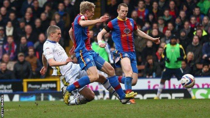 Link LIve Streaming Pertandingan Leeds United vs Crystal Palace, The Whites Unggul Head to Head