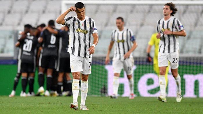 Liga Champions FC Porto vs Juventus, Ronaldo Jadi Ancaman Lini Pertahanan Skuad Conceiçao
