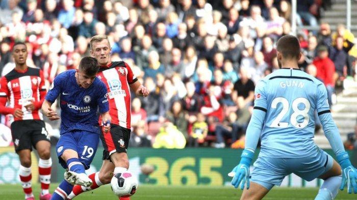 Jadwal Liga Inggris Southampton vs Chelsea, The Saints Percaya Diri, Skuad Tuchel Makin Bertaji
