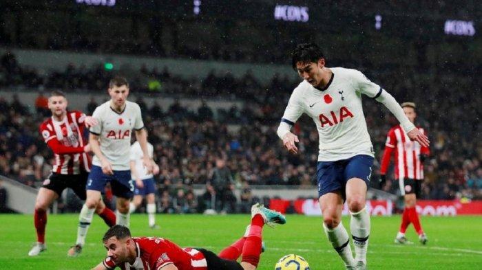 Jadwal Liga Inggris Tottenham vs Sheff United,di Atas Kertas Spurs Bisa Menang Mudah