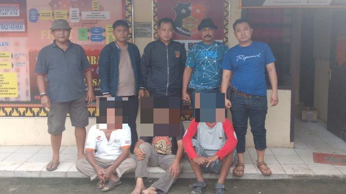 Lagi Asik Judi Remi, 3 Warga Lampung Utara Diamankan Polisi