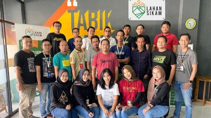 Pembiayaan Fintech asal Lampung Ini Tetap Tumbuh di Tengah Pandemi