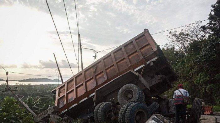Terjadi Pemadaman Listrik Buntut Lakalantas di Tarahan Lamsel