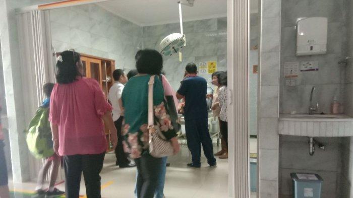 Jaksa Wanita Korban Lakalantas di Tol Lampung Dirujuk ke RS Imanuel