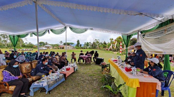Kebun Tebu Lampung Barat Kini Punya Rumah Baca