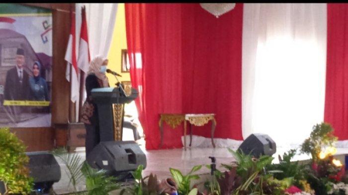 Nunik Minta Dawam Mampu Kendalikan Covid-19 di Lampung Timur