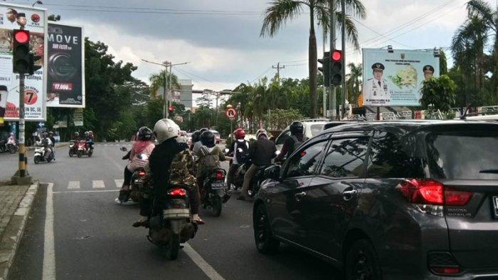 Di Bandar Lampung Diputar Lagu Daerah Sementara di Depok, Wali Kota akan Menyanyi di Lampu Merah!