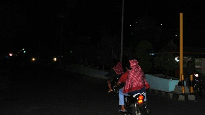 Lampu Penerangan di Gunung Sakti Tuba Lampung Padam, Malam Hari Rawan Kriminalitas