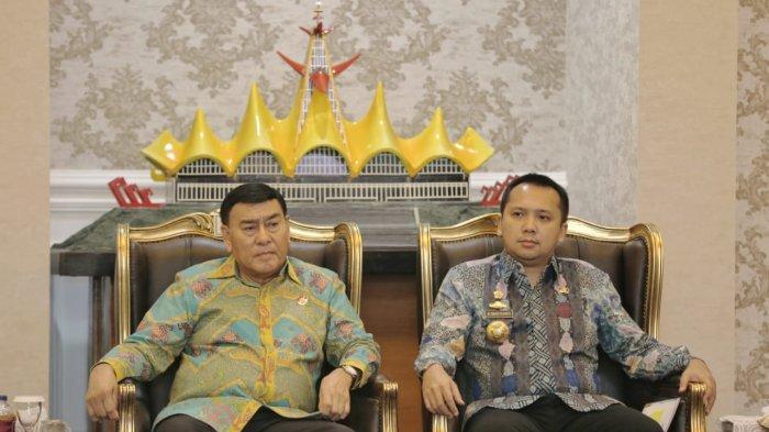 Gubernur Ridho Terobos Pasar Kopi Robusta Lampung ke Eropa Timur
