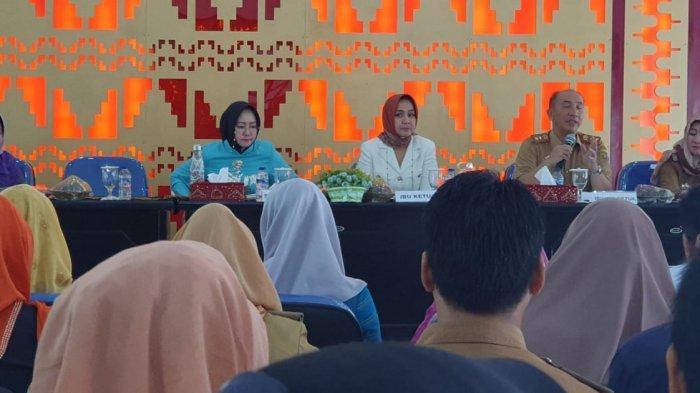 Lampung Craft 2020 Mempersembahkan 'The Paradise of West Lampung Creativity'