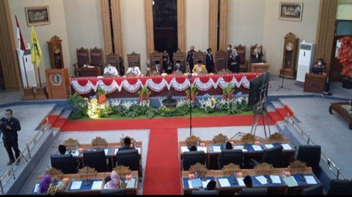 Sertjab Bupati Lampung Timur, Dawam : Pejabat Bukan Bos, Tapi Pelayan Masyarakat