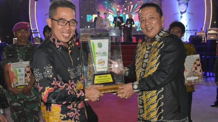 Lampung Timur Kembali Raih Juara Umum di PRL 2019