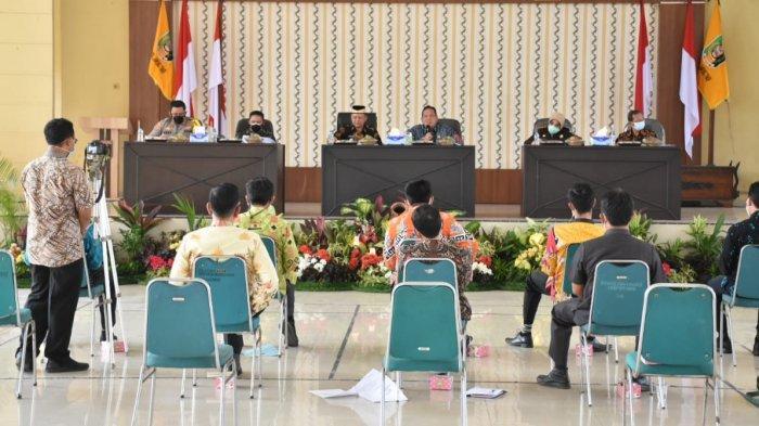 Lampung Timur Zona Merah, Bupati Minta Waspadai Varian Baru Covid-19