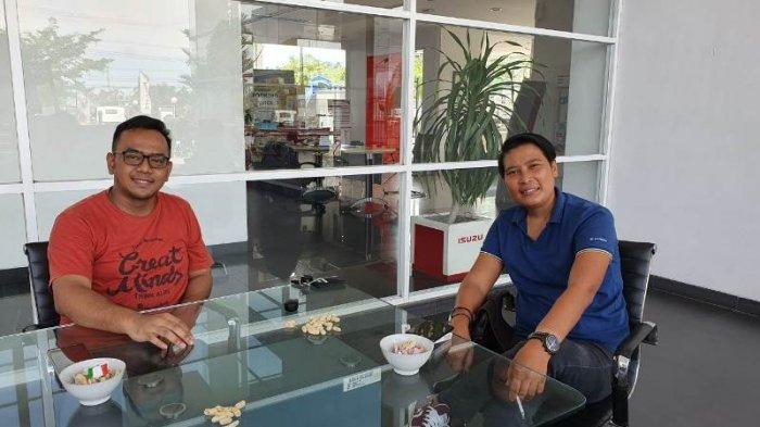 Seduluran Selawase, Lampung Truck Community Saling Dukung di Tengah Pandemi