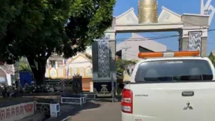 Lampung Utara Zona Merah, Satpol PP Imbau Warga Taati Prokes