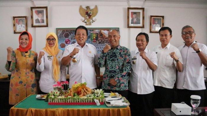 Gubernur Arinal Akan Maksimalkan Potensi Pertanian dan Peternakan
