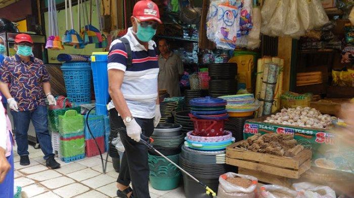 Bupati dan Ketua DPRD Lampung Tengah Terus Berantas Virus Corona