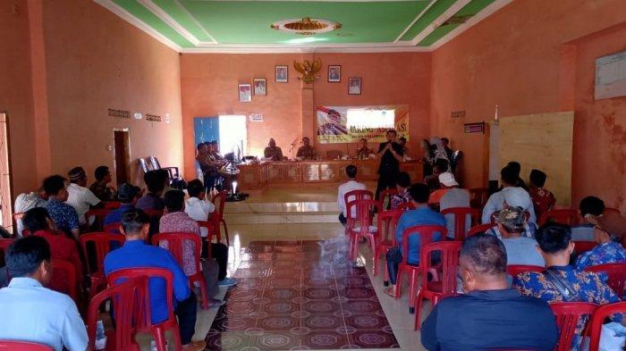 Anggota DPRD Lampung Timur Reses Jaring Aspirasi Masyarakat