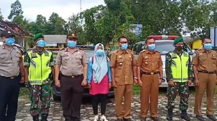 Kecamatan Batanghari Nubang Sosialisasi Hidup Sehat ke Desa - Desa Cegah Covid-19