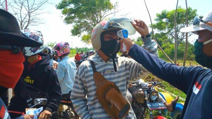 Wisata Kerang Mas Lampung Timur Kembali di Buka, dan Terapkan Protokol Kesehatan