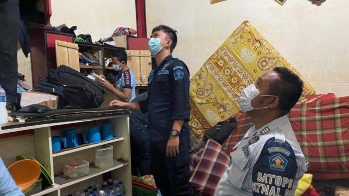 Lapas Kalianda Lampung Selatan Razia Blok Hunian, Paku hingga Pisau Diamankan