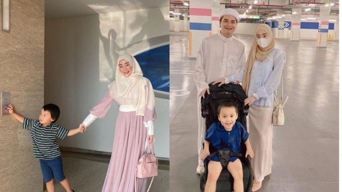 Gugat Cerai Alvin Faiz, Larissa Chou Yakin Dapat Hak Asuh Anak