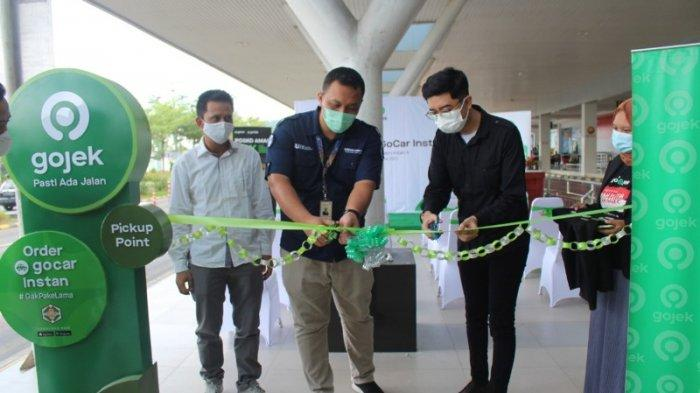 Layanan GoCar Instan Hadir di Bandara Radin Inten II Lampung, Mobilitas Masyarakaat Semakin Cepat