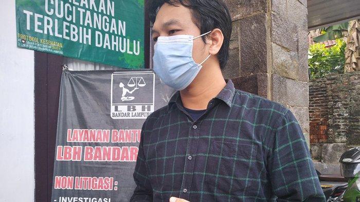 LBH Bandar Lampung Terima 50 Aduan Tindakan Kekerasan Oknum Aparat saat Demo Tolak Omnibus Law