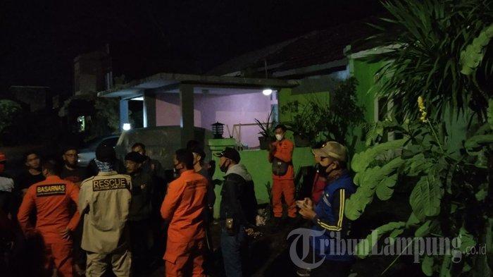 Lebih dari 3 Jam Bocah Hanyut di Bandar Lampung Belum Ditemukan