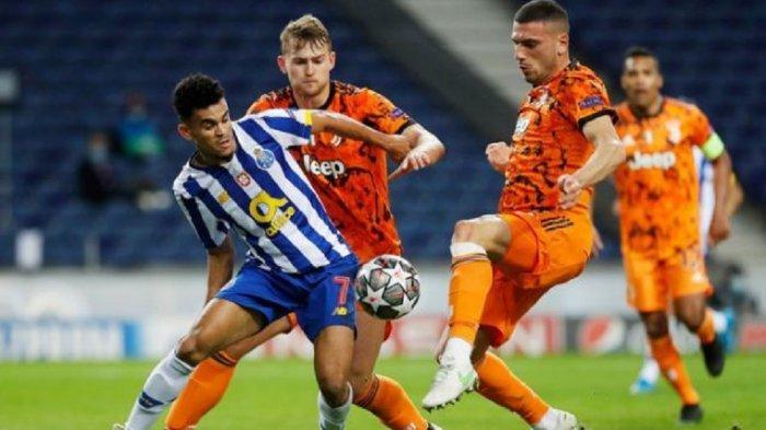 Jadwal Leg Kedua Babak 16 Liga Champions, Juventus vs FC Porto, Nyonya Tua Wajib Menang