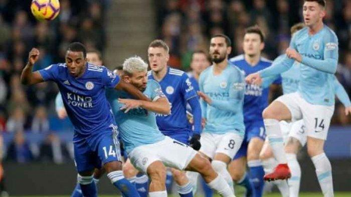 Jadwal Liga Inggris Leicester vs Man City, The Citizen Terancam Krisis Penjaga Gawang