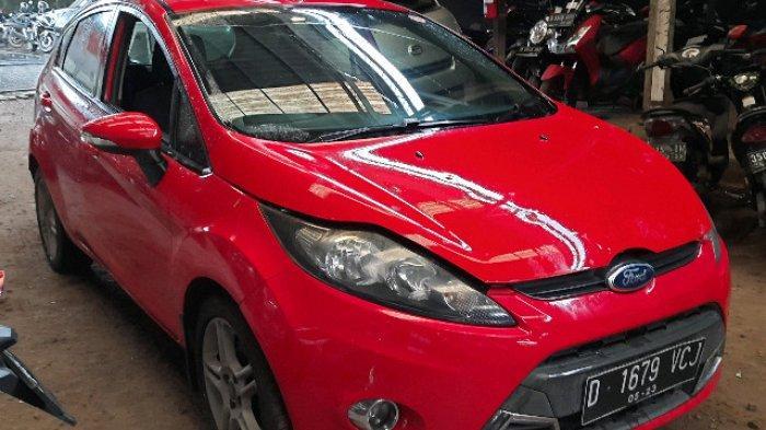Lelang Mobil Bandung 2021, Jadwal Lelang dan Daftar Mobil Bekas, Ford Fiesta L 2018 Dibuka Rp 75 Jt