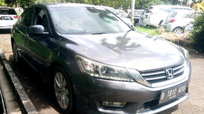 Lelang Mobil Jakarta 2021, Jadwal Lelang dan Daftar Mobil Bekas, Ada Honda Accord 2.4 AT Tahun 2013