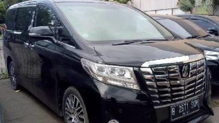 Lelang Mobil Jakarta 2021 Jadwal Lelang dan Daftar Mobil Bekas, Ada Toyota Alphard Tahun 2016