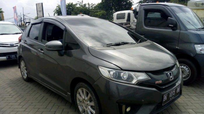 Lelang Mobil Jakarta 2021, Jadwal Lelang dan Daftar Mobil Bekas, Honda Jazz RS 2014 Rp 70 Juta