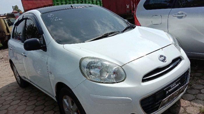 Lelang Mobil Jambi 2021, Jadwal Lelang dan Daftar Mobil Bekas, Ada Nissan March MT Tahun 2011