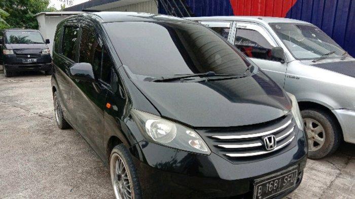 Lelang Mobil Jambi 2021, Jadwal Lelang dan Daftar Mobil Bekas, Honda Freed 2009  Dibuka Rp 75 Juta