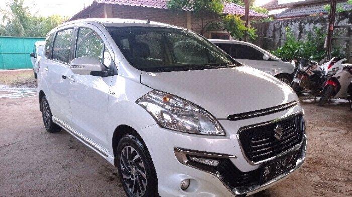 Lelang Mobil Medan 2021, Jadwal Lelang dan Daftar Mobil Bekas, Suzuki Ertiga 2017 Dibuka Rp 120 Juta