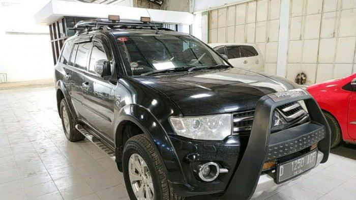 Lelang Mobil Semarang 2021, Jadwal Lelang dan Daftar Mobil Bekas, Ada Pajero Sport (4X2) AT 2014