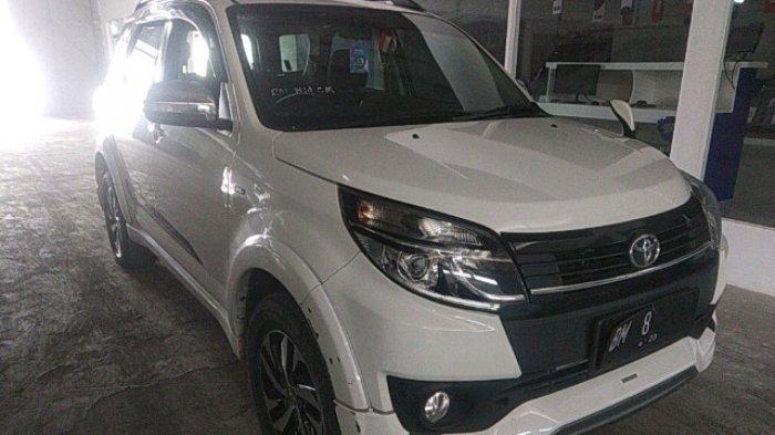 Lelang Mobil Surabaya Sidoarjo 2021, Jadwal Lelang dan Daftar Mobil Bekas, Toyota Rush Rp 145 Juta