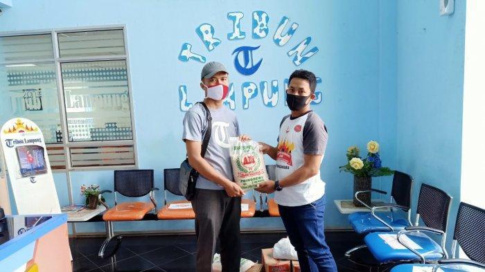 Lhorenc Chapter Lampung Memberikan Donasi untuk Masyarakat Terdampak Covid-19