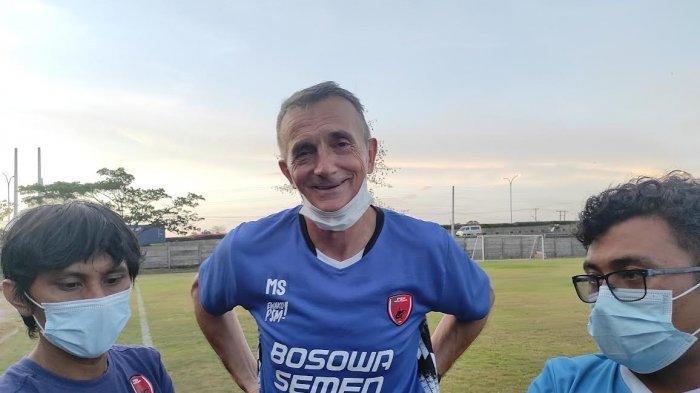 Liga 1 2021, Pelatih PSM Makassar Ungkap Alasan Sulit Menang Lawan Arema FC
