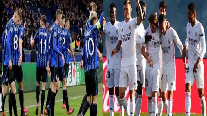 Prediksi Laga Atalanta vs Real Madrid, Raksasa Eropa yang Inkonsisten vs Kuda Hitam yang Tradisional