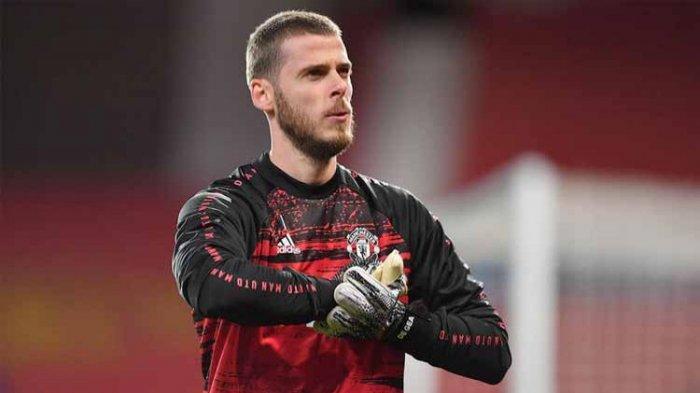 Manchester United Belum Pastikan Nasib David de Gea Musim Depan
