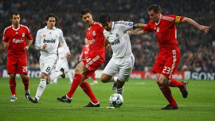 Jadwal Liga Champions - Real Madrid vs Liverpool, Zidane Dibuat Khawatir Empat Pemainnya Cedera