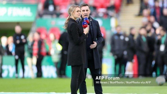 Liga Inggris Arsenal vs Norwich, Gary Neville Soroti Pemain Senior The Gunners