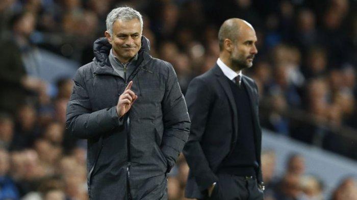 Liga Inggris Big Match Man City vs Tottenham Hotspur, Guardiola Ingin Balas Dendam Kepada Mourinho