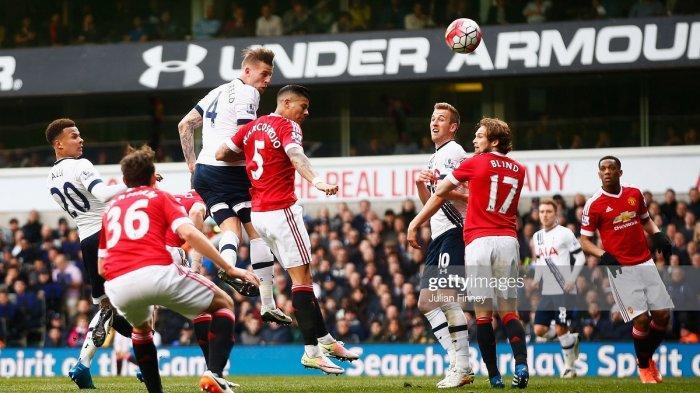 Liga Inggris, Data dan Fakta Jelang Laga Big Match Tottenham Hotspur vs Manchester United