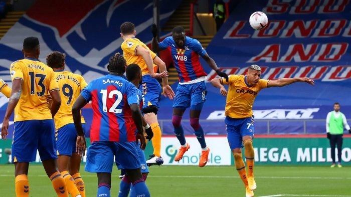 Liga Inggris Everton vs Crystal Palace, Toffees Kurang Percaya Diri, Eagles Incar Sepuluh Besar
