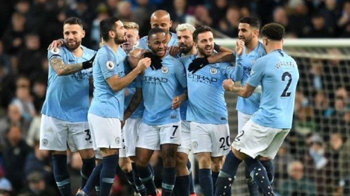Man City 'Tunda' Kepastian Gelar Juara Liga Inggris